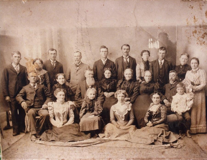 hoagland family history
